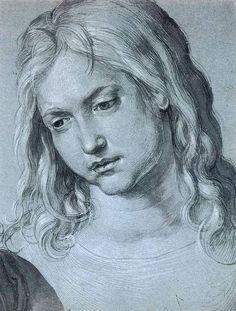 Cristo a 12 anni. 275x211. 1506 Albertina Graphische Sammlung