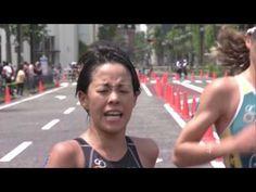 2016 ITU World Triathlon Yokohama - Elite Women's Highlights - IBOtube