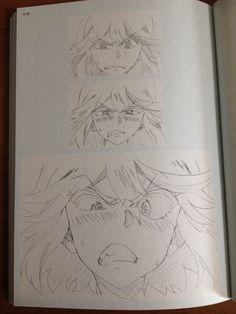 ryougasaotome:  More Kill la Kill key frames from episode 03-05. So good.