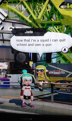 Advantages of squidhood