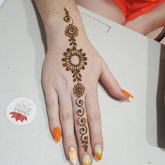 "18 Likes, 1 Comments - Himavarsha.volam (@henna_boutique_brisbane) on Instagram: ""Those nails Email or call us for a quote.. hennaboutiquebrisbane@gmail.com All natural henna…"""