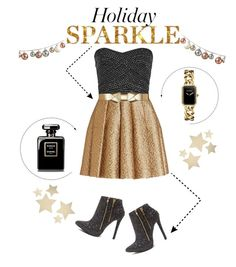 """""""⭐⭐"""" by nxtmoon ❤ liked on Polyvore featuring Mode, Creatures Of The Wind, Marni, Chanel, DwellStudio und Bethany Lowe"""