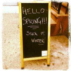 Creative Restaurant Signs