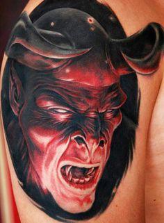 Tattoo by Michele Pitacco | Tattoo No. 8600
