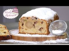 Marzipan-Quark-Stollen | Backen zu Weihnachten | Rezept von Nicoles Zuck...
