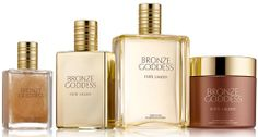 Estee Lauder's Bronze Goddess collection for 2014