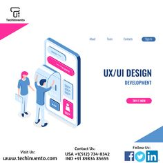 TechInvento IT Services-Top Web, Software & Digital Marketing Company Ios Application Development, Web Application, Design Development, Web Design, Programming, Digital Marketing, India, How To Plan, Usa