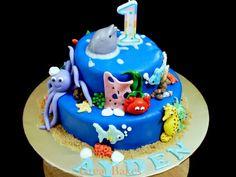 Cute idea for a cake