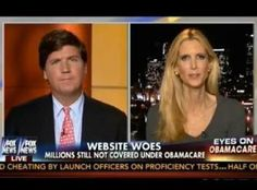 Ann Coulter tells horror story: 'My friend's sister died today because of Obamacare' - BizPac Review
