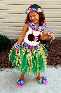 I made this the other day for aloha day at my school out of just a possible outfit for aves luau partyway cute ms solutioingenieria Gallery