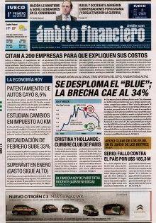 OpinionPublicaSantafesina(ops): diarios de la argentina de hoy seis de marzo