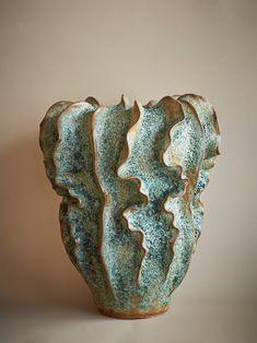 Vase Coral High