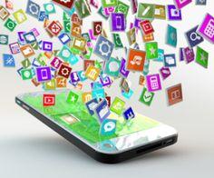 Die beliebtesten Social-Media-Apps  via internetworld.de
