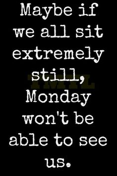 Monday humor More