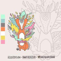 #fox #abstract_animals_2015 #cute #cartoon #doodle #illustration #vectors #artwork #vector #sketchtovector #sketch #vectordrawing #design #designs #designer #иллюстратор #иллюстрация #ornament #cute  #vectorart #vectorgraphics #illustrationart #illustrations #illustrationgram #illustrationoftheday #draw #artwork #idraw #kostolom3000 #annaalekseeva