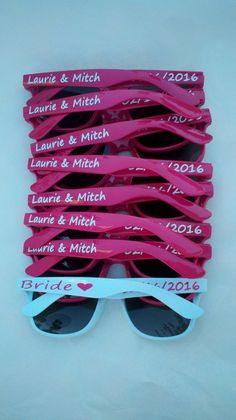 Personalized Sunglasses Cheer Cheerleader by GetItPersonalized