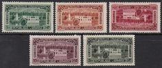 stamp of lebanon 1937