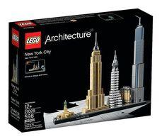 #Lego #LEGO® #21028   LEGO Architecture New York City  Multi     Hier klicken, um weiterzulesen.  Ihr Onlineshop in #Zürich #Bern #Basel #Genf #St.Gallen