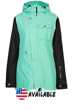 B0731WDDMD : Armada Helena Insulated Jacket - Women's Wintergreen L. Material: 100% polyester DWR finish. Insulation: 40g polyfill. Waterproof Rating: 10000 mm. Breathability Rating: 10000 g/m2. Seams: fully sealed #Sports #SPORTING_GOODS
