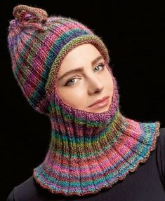 Crochet Hat And Scarf Pattern Free Hooks 22 New Ideas Knitting For Kids, Loom Knitting, Free Knitting, Baby Knitting, Knitting Designs, Knitting Patterns, Crochet Patterns, Crochet Poncho, Crochet Yarn