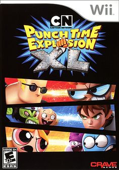 Cartoon Network: Punch Time Explosion XL – Video Games Guide - PS Vita, PS3, Xbox , Wii - BestVideoGames.site