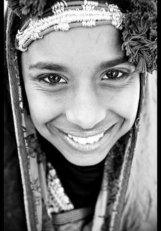 Tunisia : Portrait by galibert olivier, via Flickr