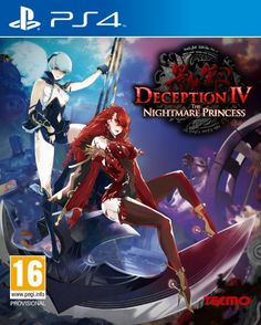 Deception IV: The Nightmare Princess (PS4) // http://amzn.to/1W60zDE