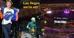 Rolling Stones Las Vegas:  THE CONCERT IS ON! Ticket yet on sale