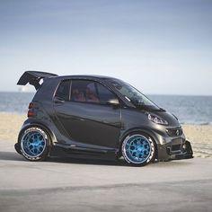 310 Best Smart Car Body Kits Short Cars Images Smart Car Body