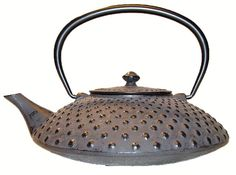 Tetsubin  Cast Iron Tea Pot .