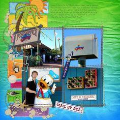 Castaway Cay (General) - MouseScrappers.com