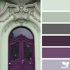 today's inspiration image for { a door color } is by @marjamatkalla ... thank you, Marja, for sharing your wonderful photo in #SeedsColor !