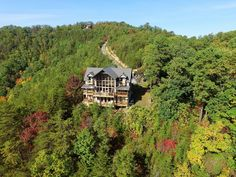 This Could Be The Most Impressive Tennessee Cabin Rental We've Ever Seen