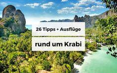 Die besten Tipps und Sehenswürdigkeiten rund um Krabi. http://onyourpath.net/region-krabi-26-tipps-ausfluge-sehenswurdigkeiten/