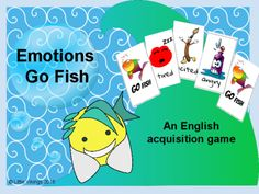 ESL/ELL/EAL+Emotions+Go+Fish+from+Little+Vikings+on+TeachersNotebook.com+-++(7+pages)++-+An+engaging+game+that+allows+ELL+/ESL+/EALstudentes+to+gain+fluency+and+understanding+of+emotions+in+English.++A+basic+phrase+card+is+included+so+they+can+practice+using+the+words+in+sentences.