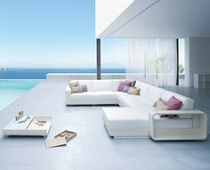 Roberti // Hamptons Sectional Sofa (A)