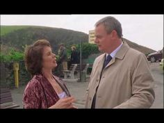 Doc Martin Regional Identity  How is the representation of regional identity constructed in this extract?