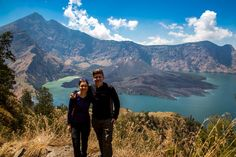 The ULTIMATE Mount Rinjani trekking guide! Day by day account of the trek, with photos, video, what to pack and which tour company to choose!