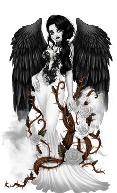 Jeszcze inny anioł. :3