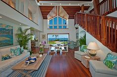Ocean Front House