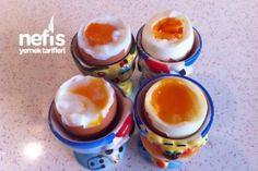 Yumurta Haşlama Süreleri Tarifi... Şimdi Cıvık isteniyorsa 3-4 dakika ( beyazları tam pişmemiş sarısı cıvık) Rafadan isteniyorsa 4-5 dakika ( beyazları pişmiş sarısı cıvık ) Kayısı 6-7 dakika (beyazı tam pişmiş sarısı yarı katı yarı sulu şekilde ) Katı 11-12 dakika ( beyazları da sarısı da tam pişmiş şekilde )