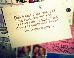Hedley - Never too late lyrics