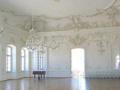 Rundale Palace interior