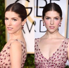 Anna Kendrick rocking Fred Leighton at the Golden Globes.