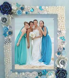 18 Fabulosas Ideas para decorar portaretratos familiares ~ Solountip.com