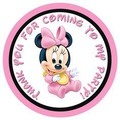 Baby Minnie, Baby Minnie Mouse, Minnie Mouse 1st Birthday, Minnie 1st Birthday, Baby Minnie Tags, Baby Minnie Mouse Tags, Baby Minnie Mouse Gift Tags, Minnie Mouse 1st party, Baby Minnie Mouse décor, Baby shower, Baby shower Gift Tags, Baby Minnie Shower tags, Baby Minnie Party supplies, Minnie Mouse Invitations, Baby Minnie Invitations, Baby Minnie Wrappers, Baby Minnie party, Baby Shower