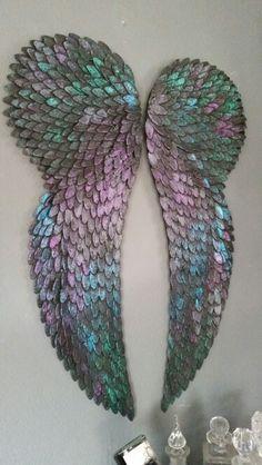 My angel wings