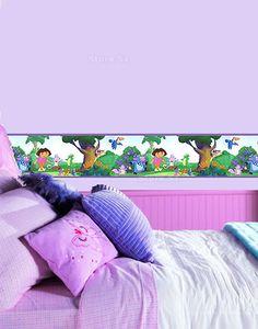 dora bedroom decorations adventurous dora the explorer bedroom decor