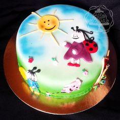 Bogyó és Babóca Jewel, Cakes, Birthday, Desserts, Ideas, Food, Tailgate Desserts, Postres, Gem