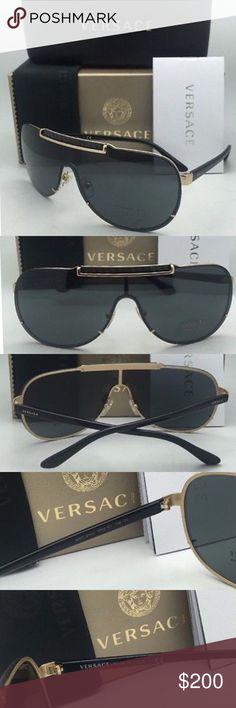 c39289e9854b NWT AUTHENTIC Versace Sunglasses 100% AUTHENTIC   Genuine  amp  Brand NEW  Versace Sun Glasses